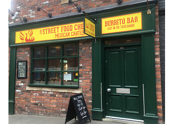 The Street Food Chef