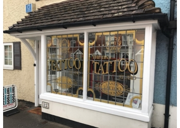 The Tiny Tattoo Studio