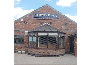 Thirsty Flame