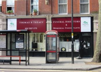 Thomas B Treacey Funeral Directors