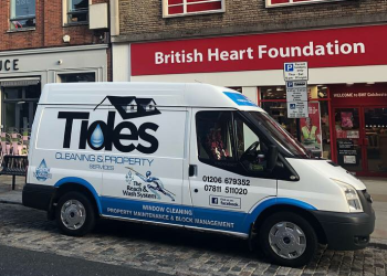 Tides Cleaning & Property Services