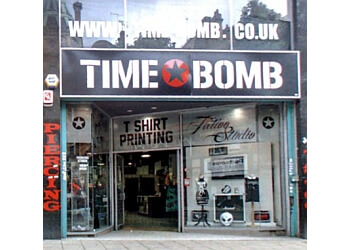 Timebomb Tattoo & Piercing Studio