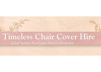 Timeless Chair Cover Hire