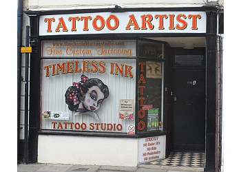 Timeless Ink Tattoo Studio