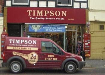 Timpson Locksmith