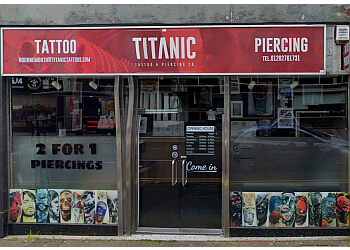 Titanic Tattoo & Piercing