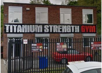 Titanium Strength Gym
