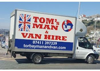 Tom's man and van hire devon