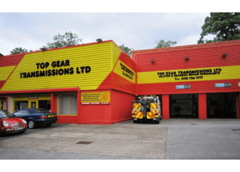 Top Gear Transmissions Ltd.