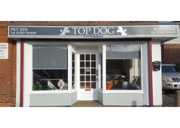 Top dog salon and spa