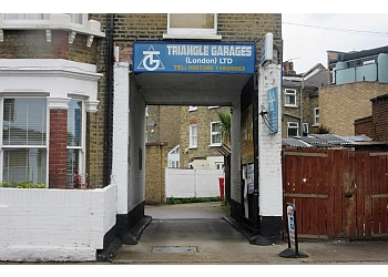 Triangle Garages (London) Ltd.