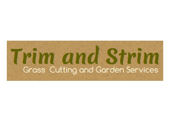 Trim and Strim Grass Cutting and Garden Services