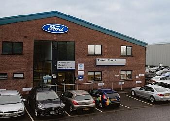TrustFord Accident Repair Centre