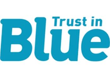 Trust in Blue