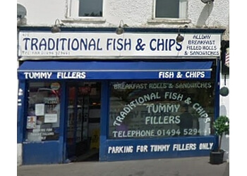 Tummy Fillers Fish and Chips