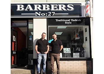 Turkish Barbers
