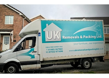 UK Removals & Packing
