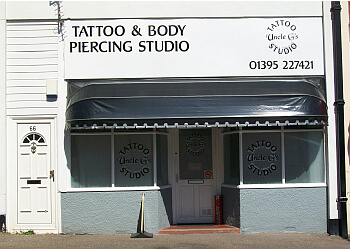 Uncle G's Tattoo Studio