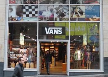 VANS Store Glasgow