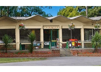 Valentines Park Cafe