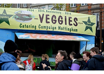 Veggies Catering Campaign