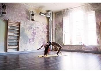 Vicky Hood Yoga