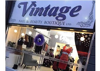 Vintage Nail & Beauty boutique Ltd.