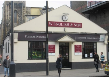 W English & Son Funeral Directors
