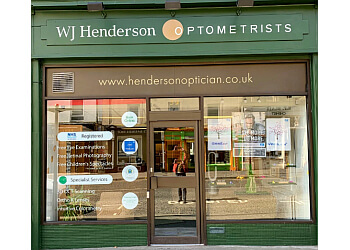 WJ Henderson Optometrists Ltd