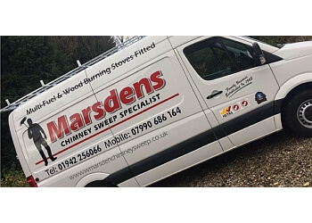 W MARSDEN CHIMNEY SWEEP SPECIALIST
