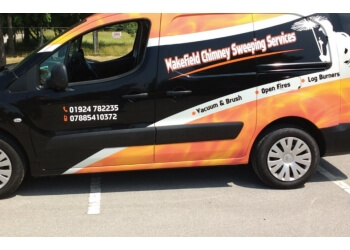 Wakefield Chimney  Sweeping Service's