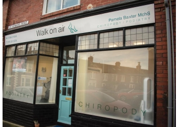 Walk on Air Chiropody/Podiatrist