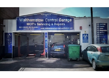 Walthamstow Central Garage