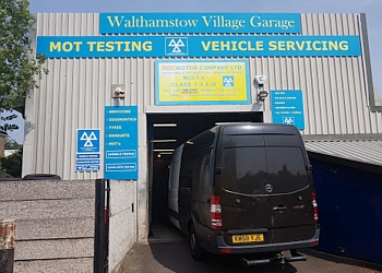 Walthamstow Village Garage