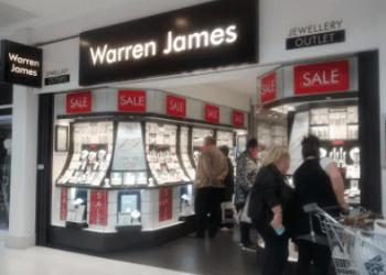 Warren James (Jewellers) Ltd
