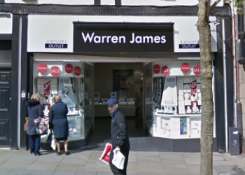 Warren James Jewellers  Ltd
