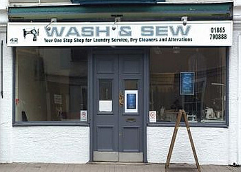 Wash and Sew