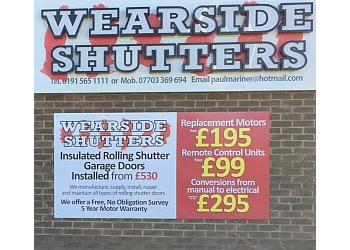 Wearside Shutters Ltd