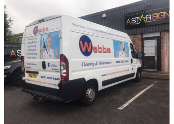Webbs Cleaning Services