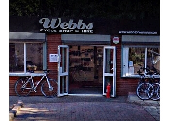 Webbs Cycles Shop