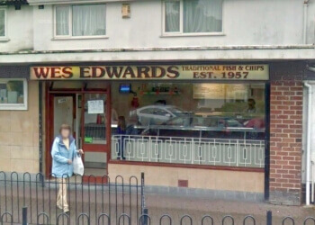 Wes Edwards Traditional Fish & Chips