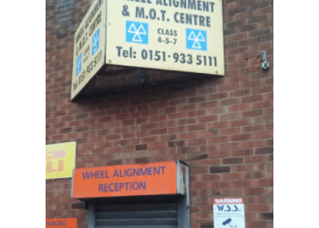 Wheel Alignment and Balljoint Centre Ltd.