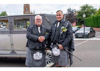 White Diamond Wedding Cars