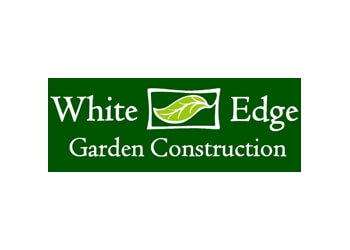 White Edge Garden Construction