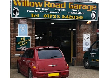 Willow Road Garage