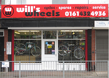 Wills Wheels Cycle Shop