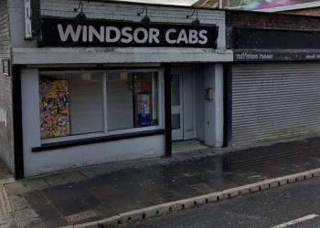 Windsor Cabs