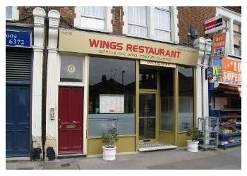 Wings restaurant