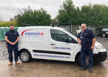 Wipeout UK Pest Control