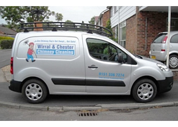 Wirral & Chester Chimney Cleaning